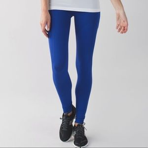 Lululemon pants All the right places blue
